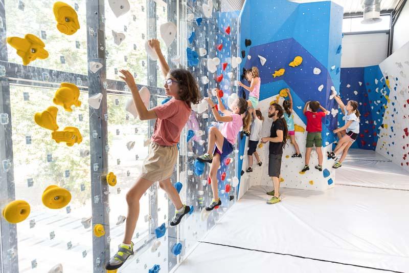 Salle d'escalade bloc Climb Up Bordeaux Mérignac