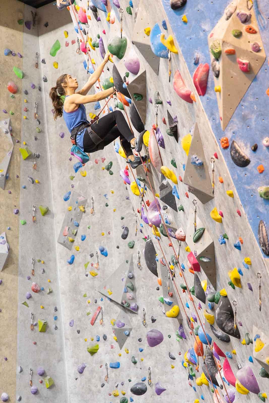 Grimper à Chambéry : salle d'escalade Climb Up