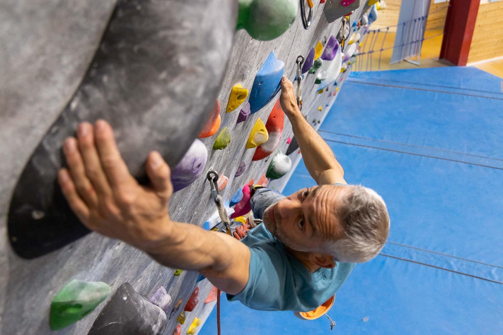 Escalade sur voies : grimper à Chambéry en Savoie