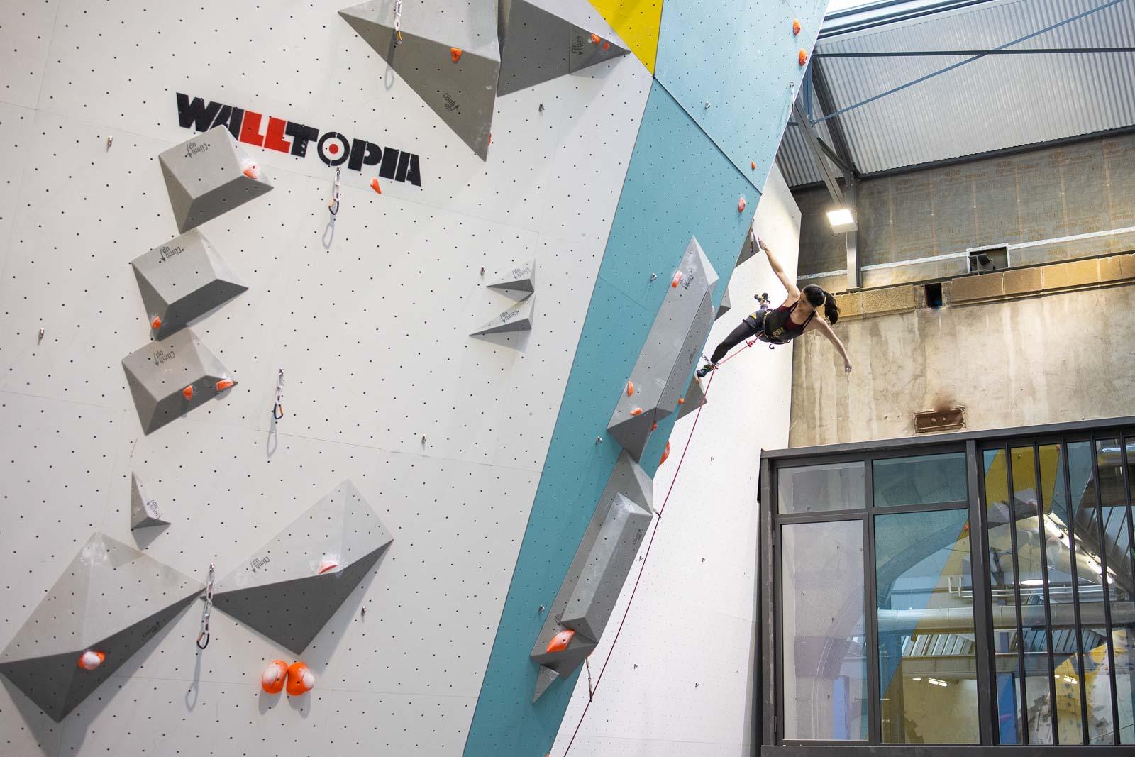 Climb Up : Salle d'escalade voies et blocs à Brest